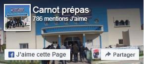 Carnot Facebook
